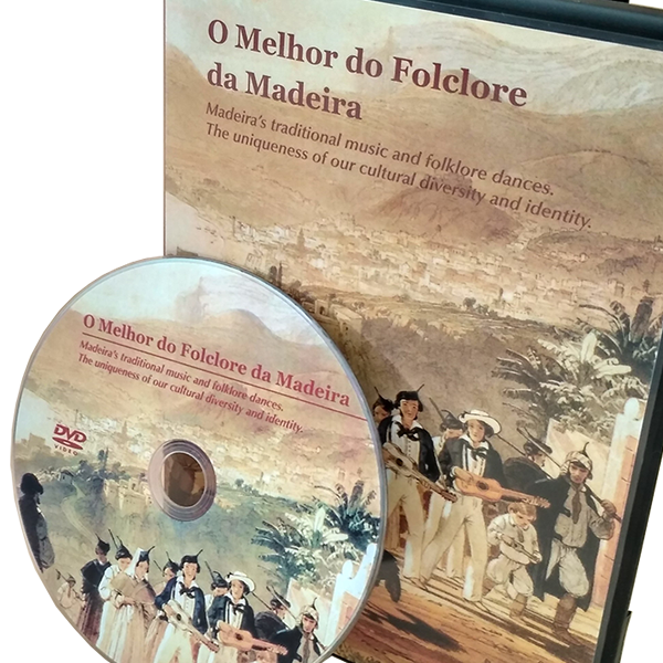 DVD - The Best of Madeira Folklore